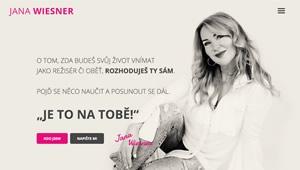 www.janawiesner.cz