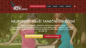 eshop www.marthadance.cz