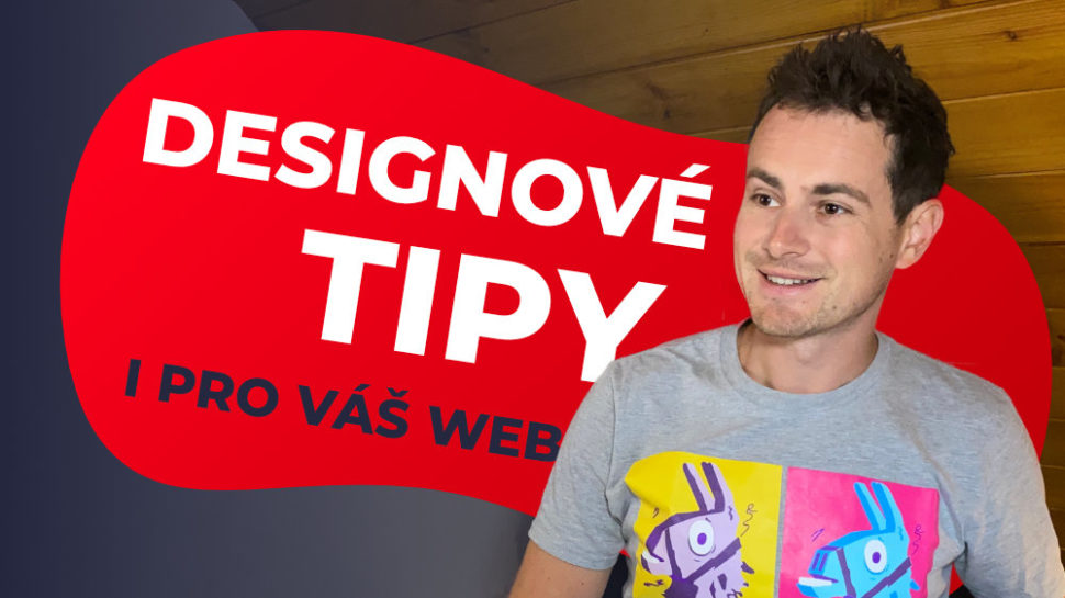 Designové tipy i pro váš web