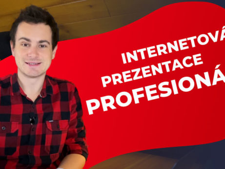 Rozdíl mezi internetovou prezentací profesionála a amatéra