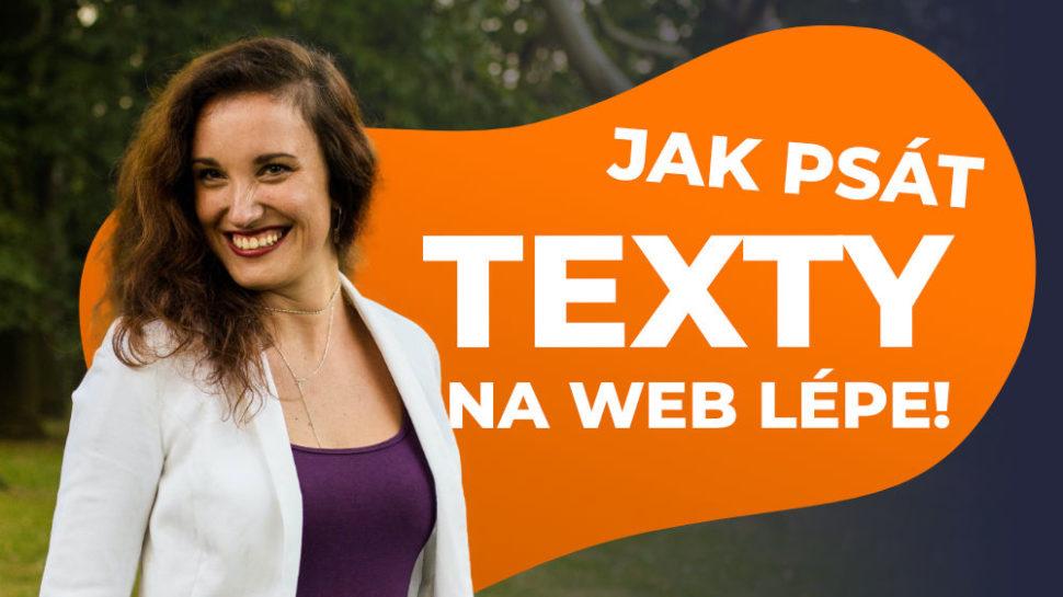 Jak psát texty na web lépe