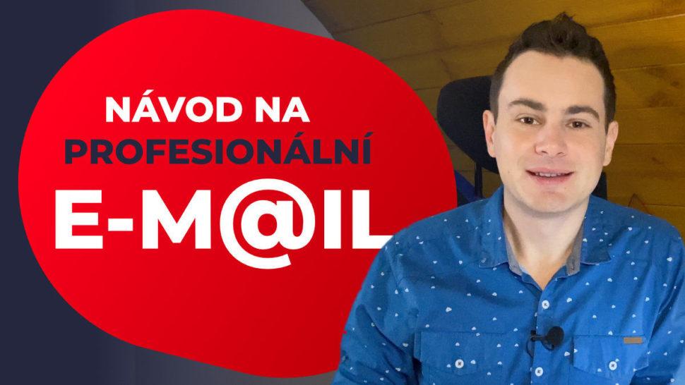 Profesionální e-mailová adresa na vlastní doméně zdarma