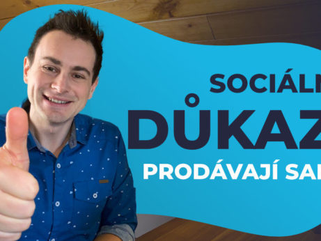 Sociální důkazy prodají váš produkt (samy)
