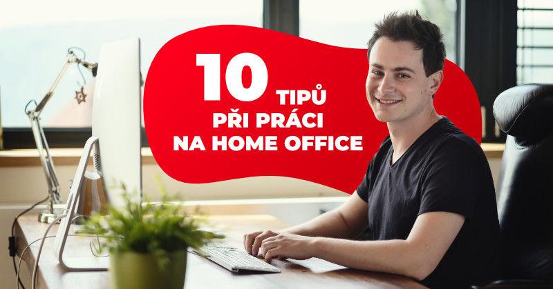 10 tipů jak na home office aneb záludnosti práce z domu